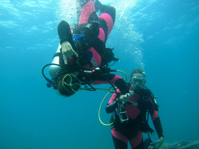 Enjoying the Great Barrier Reef! #PADI20Millionth