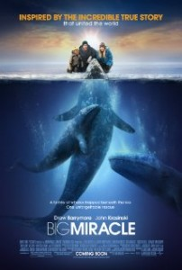 Big Miracle Film features Ice Diving