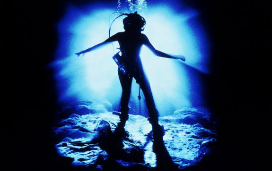 Scuba Diving Movie The Abyss