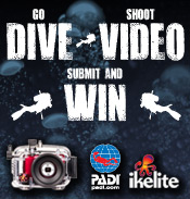 PADI Video contest March 2013