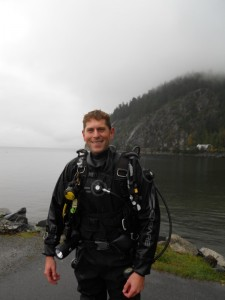 Paul Quiggle Full Time Scuba Instructor Canada