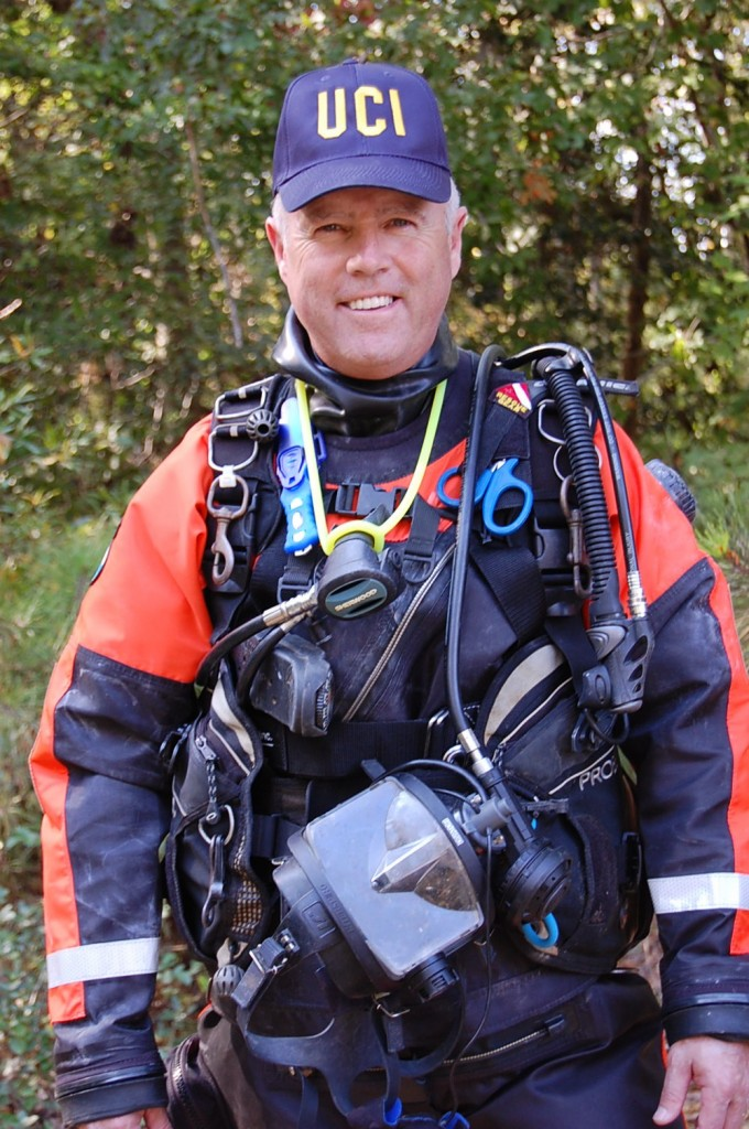 PADI Public Safety Diver Career Interview