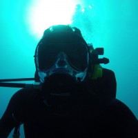 full face mask diving