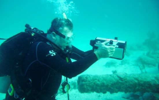 Scuba Diving Job Research Diver