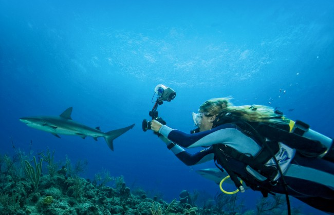 PADI Digital Underwater Photographer course
