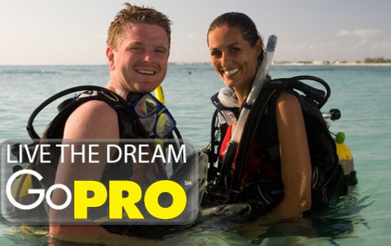 Live the dream - Go PRO