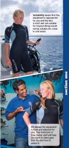 Niccole Sherman PADI Open Water