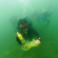 Scuba Informatics Dive Against Debris