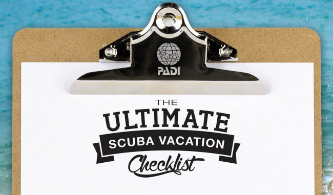 the ultimate scuba vacation packing list