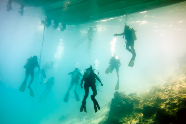 belize-divers