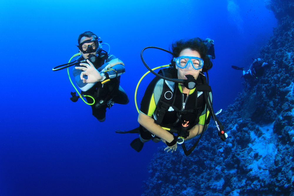 Master Scuba Divers are an elite group of respected divers with significant experience and training. Fewer than two percent of divers ever earn it.