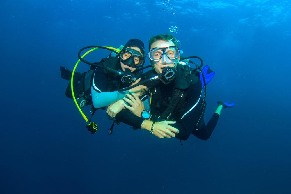 Happy Dive Buddy