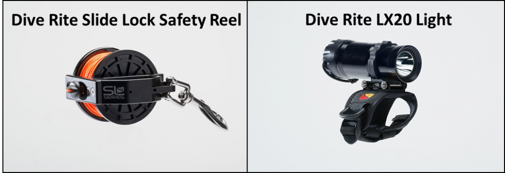 Dive Rite Reel.Light