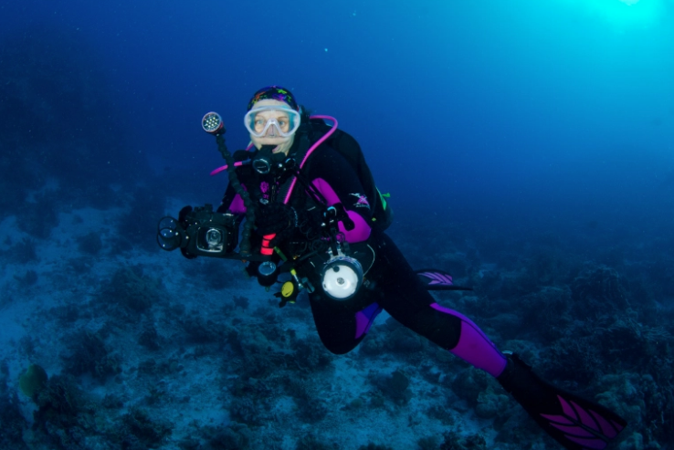 PT Hirschfield - great barrier reef - healing power of scuba