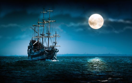Ghost Ship Flying Dutchman