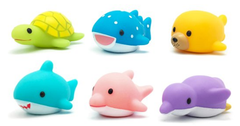 sea-animal-bath-toys - amazon