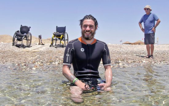 Chris Middleton PADI Ambasadiver