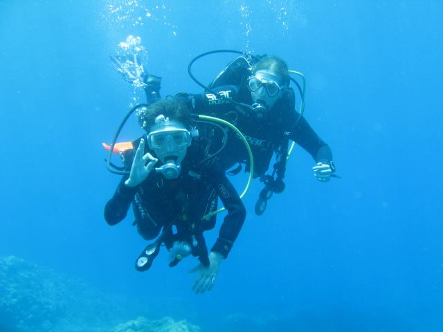 Become a scuba diver - Discover Scuba Diving