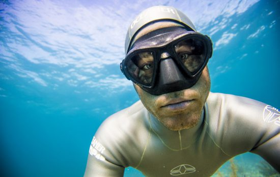 Freediving and mindfulness