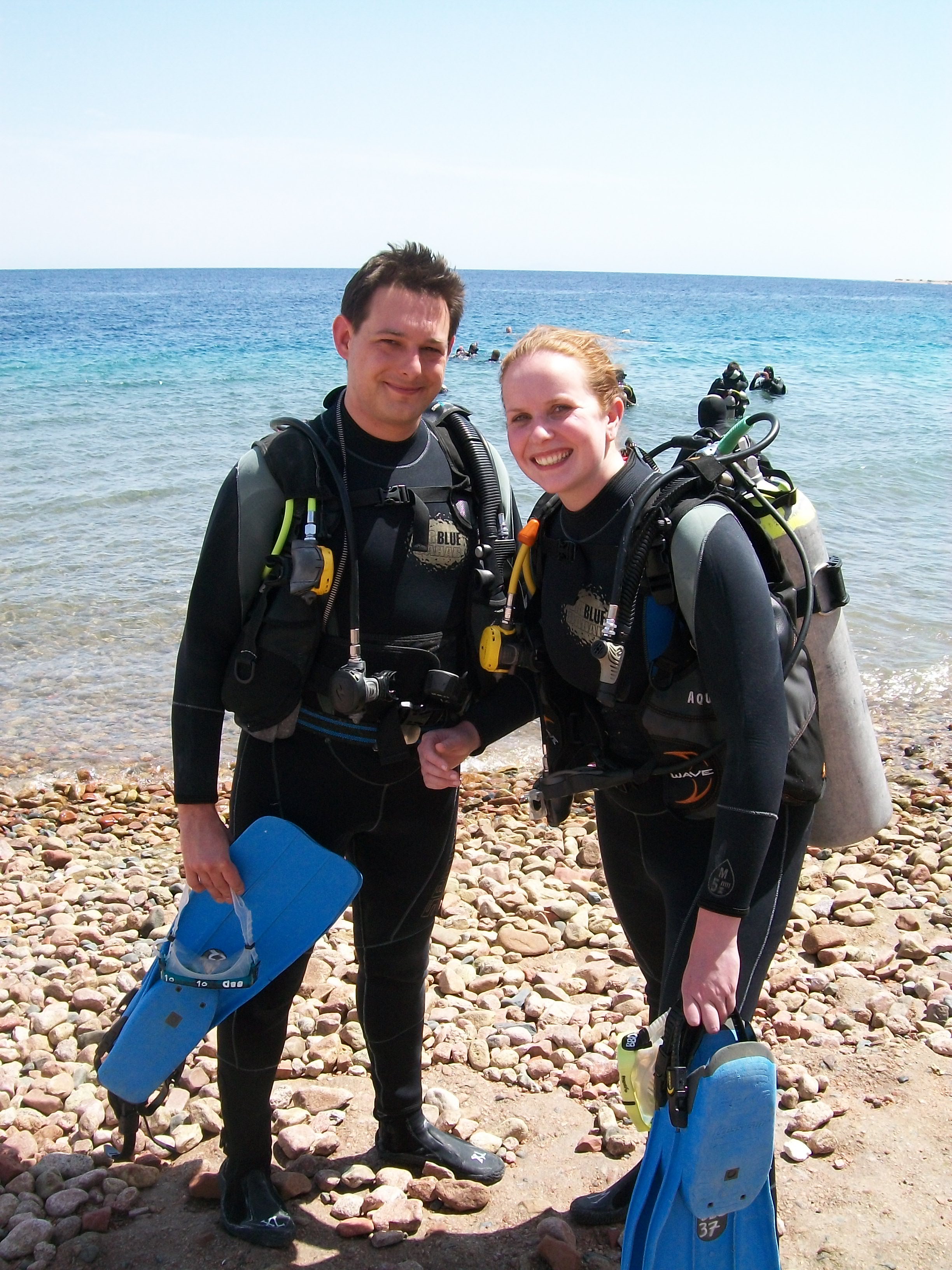 Dahab, Egypt. My five top dives