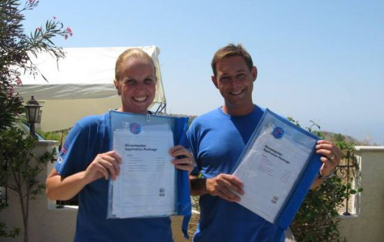 Time to get on the PADI Professional ladder - Qualified