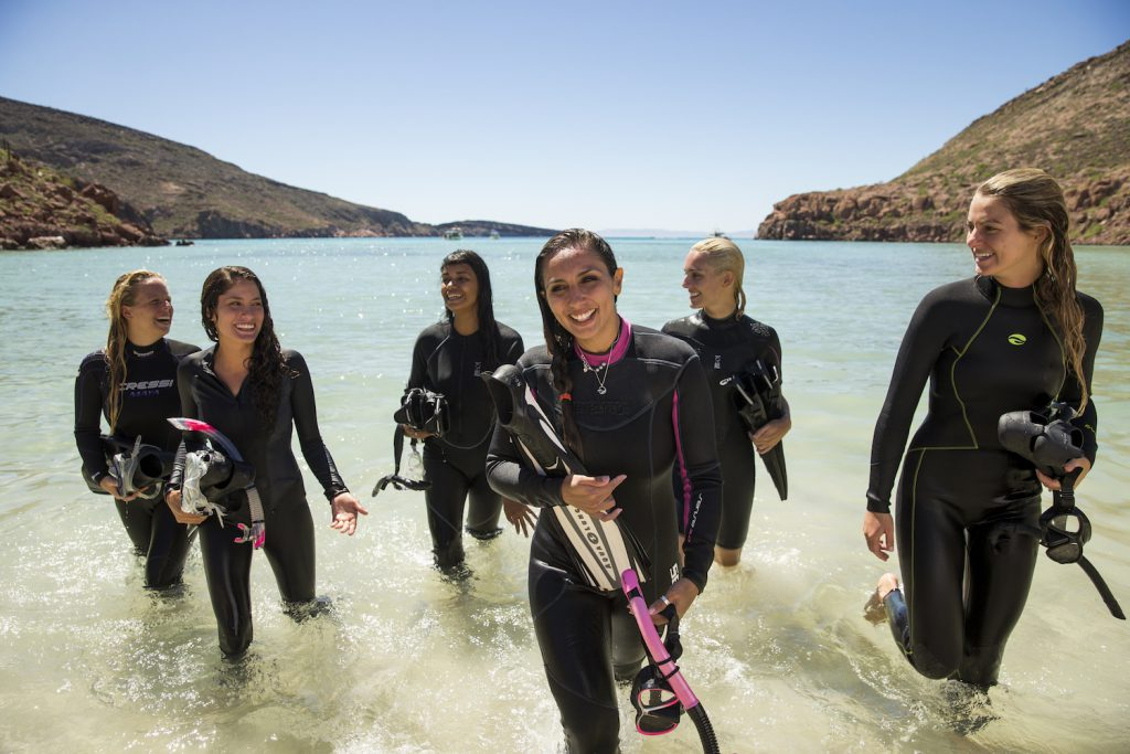 PADI Womens Dive Day