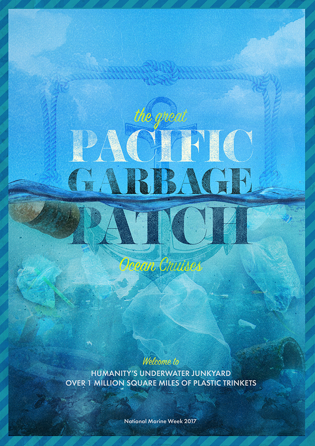 Polluted Tourism - Great Pacific Garbage Patch