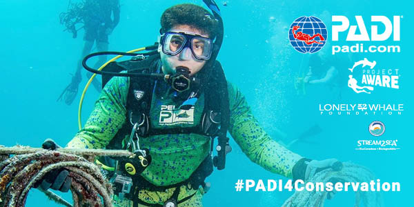 PADI 4 Conservation Contest