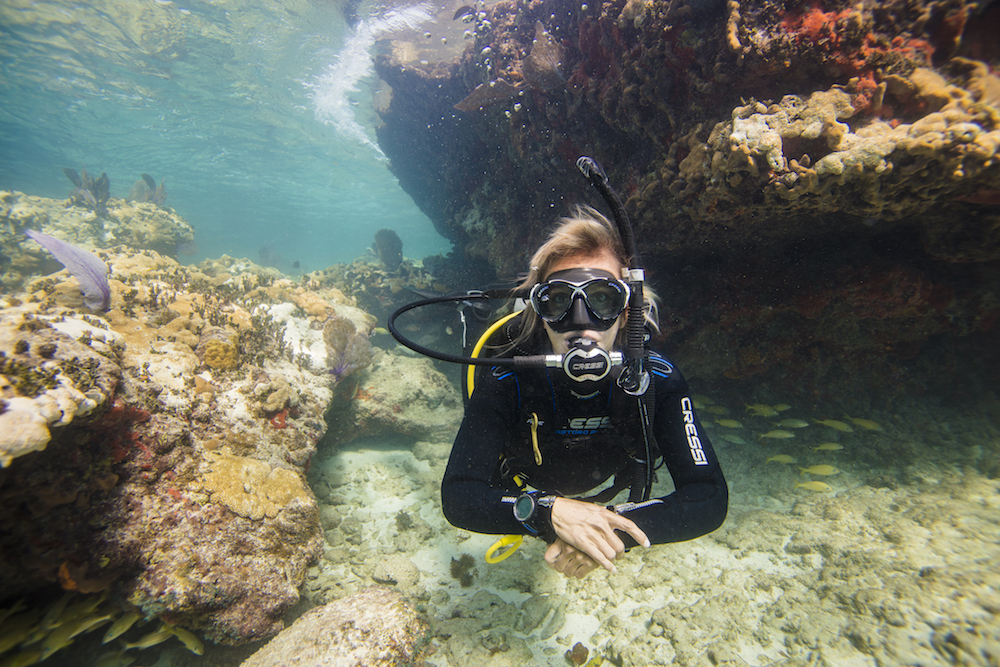 misconceptions about scuba diving