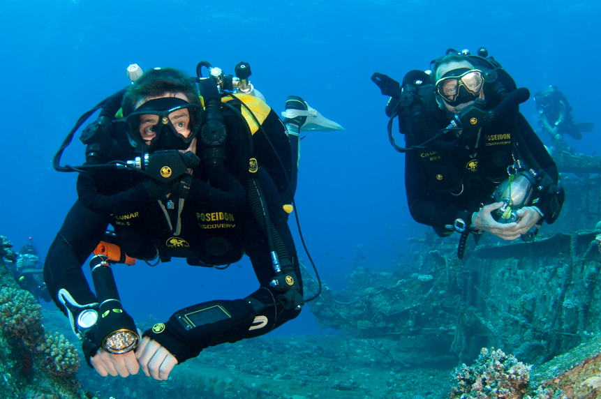 Technical Diving - Rebreather