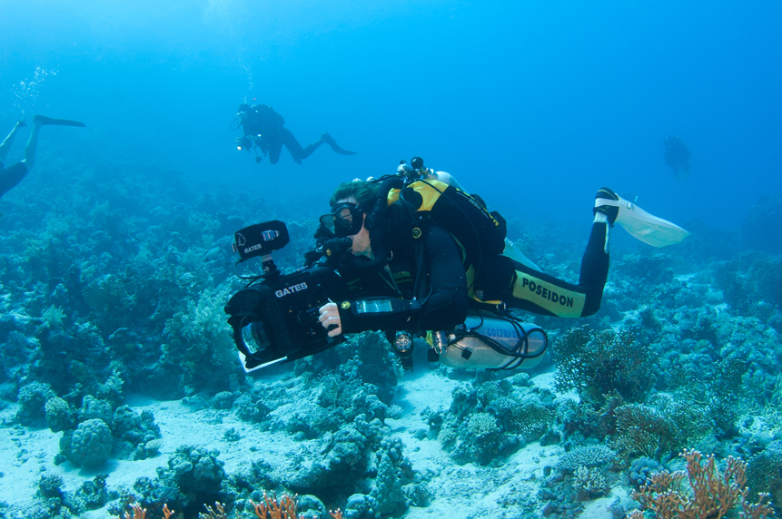 Technical Diving - Videographer