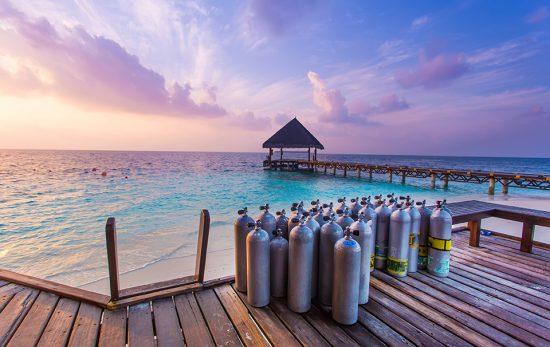 Ultimate Dive Sites in the Maldives