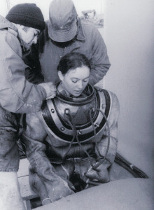 The unsung pioneers of diving - Donna-Tobias