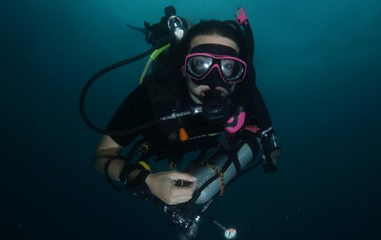 Rianne Self Reliant Diver