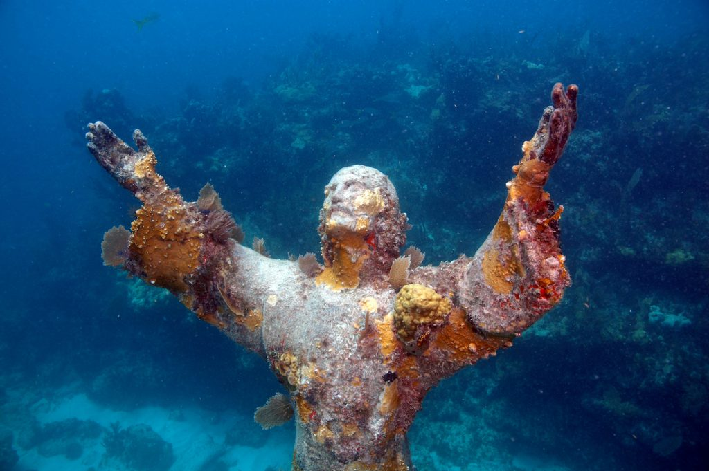 christ of the abyss florida