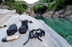 Shore Diving, Verzasca Valley