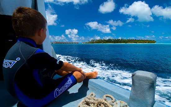 World's best kids-friendly diving liveaboards