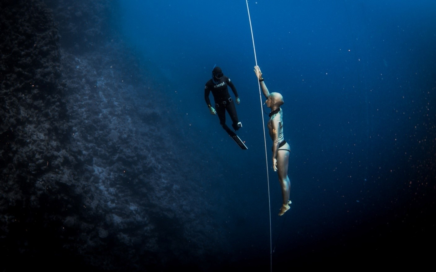 PADI AmbassaDiver Renee Blundon Freediving