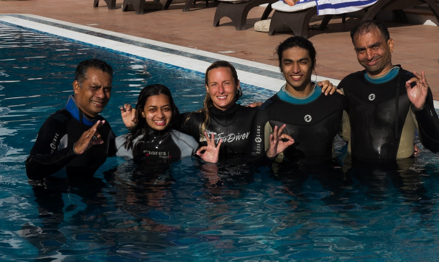 PADI Freediver Instructor