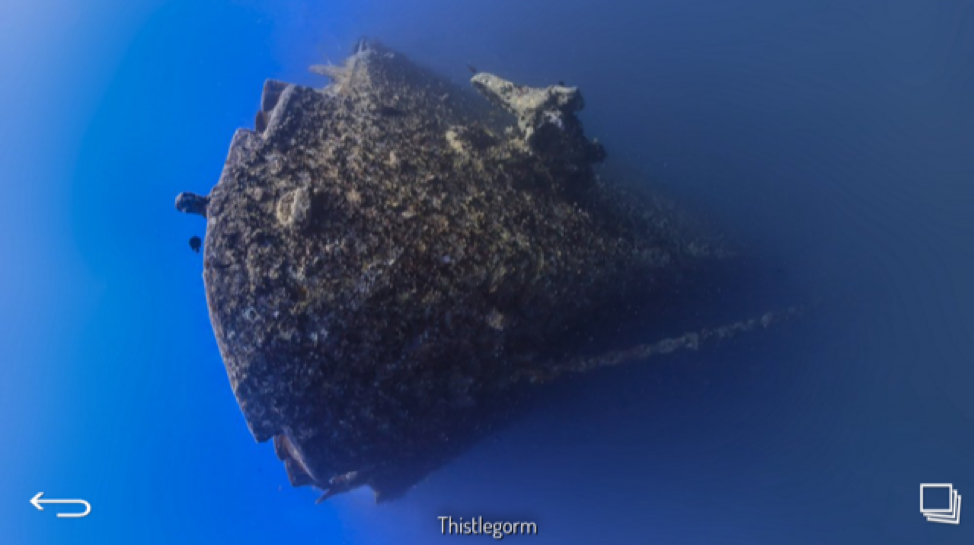 Thistlegorm Wreck - Red Sea