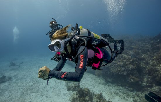 padi women dive gear womens dive day
