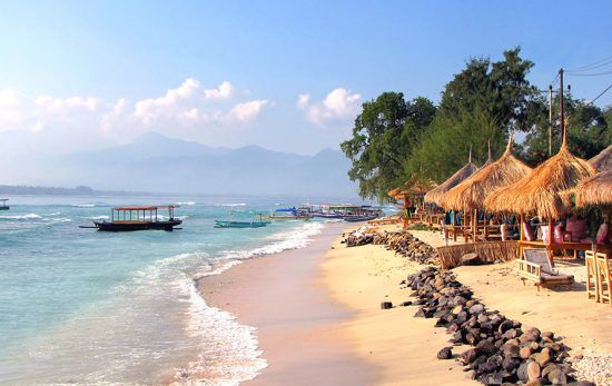 Gili Islands Beach Indonesia