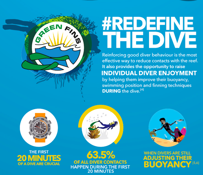 International Year of the Reef - Green Fins Redefine the Dive