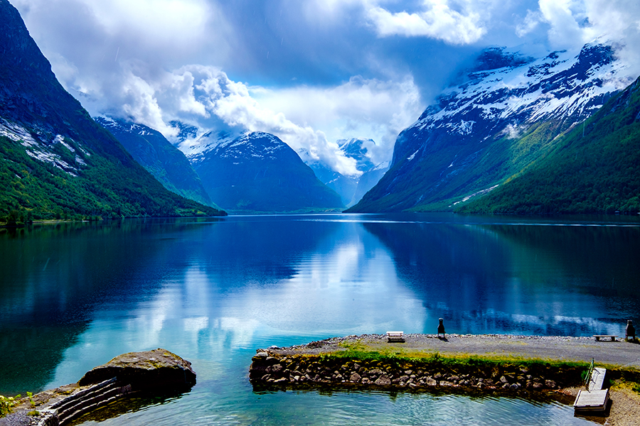 Dive Destination: Norway
