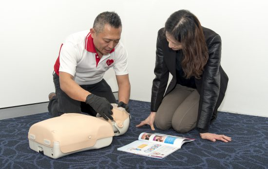car first aid training