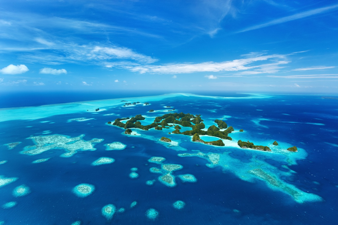 Top Holiday Destinations Scuba Diving Palau