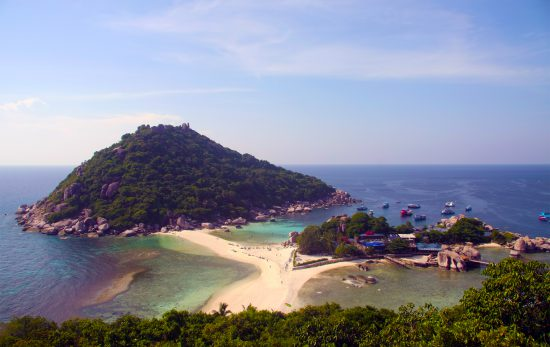 Koh Tao Island- Thailand- diving- beach
