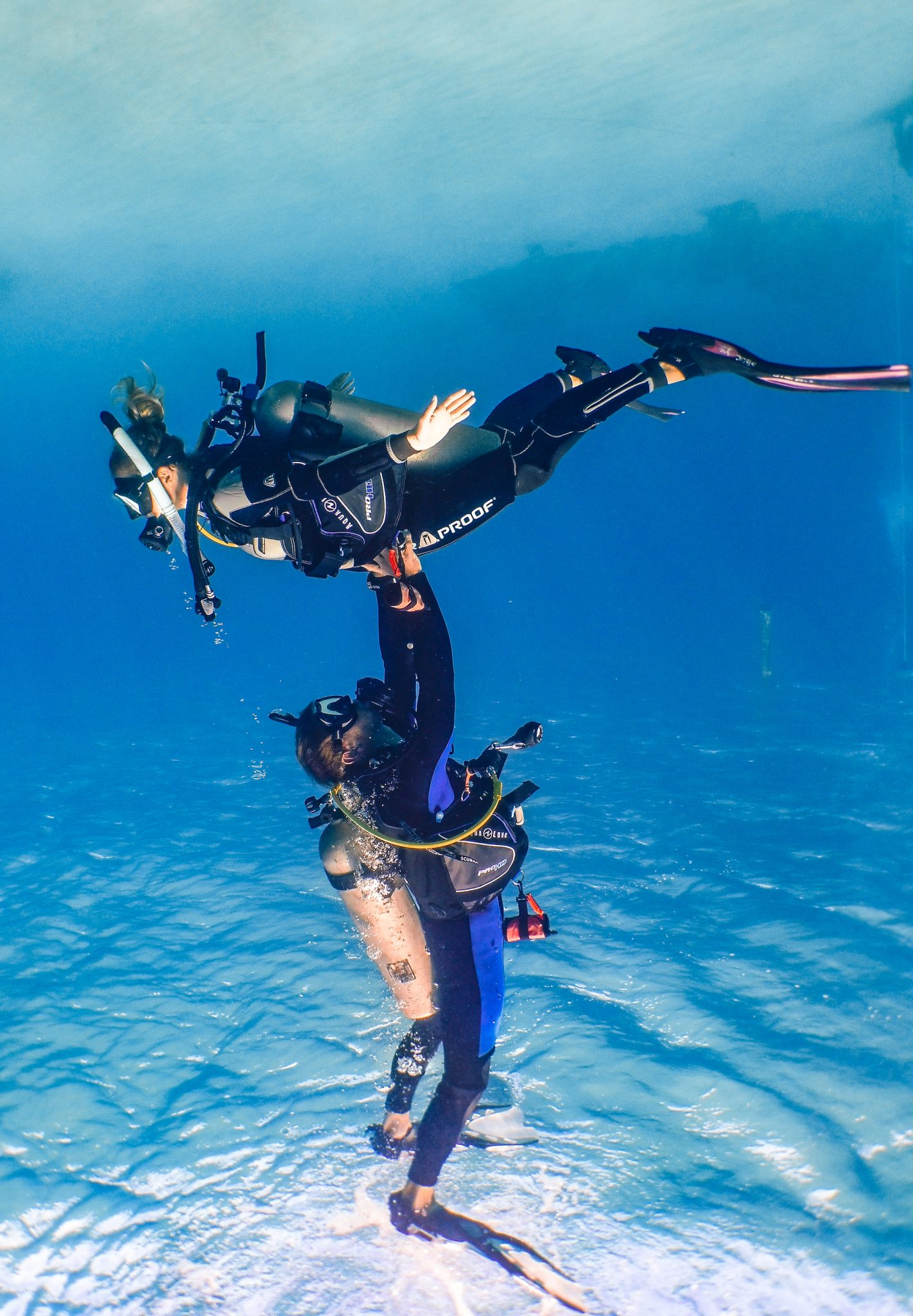 rekindle your love of scuba diving