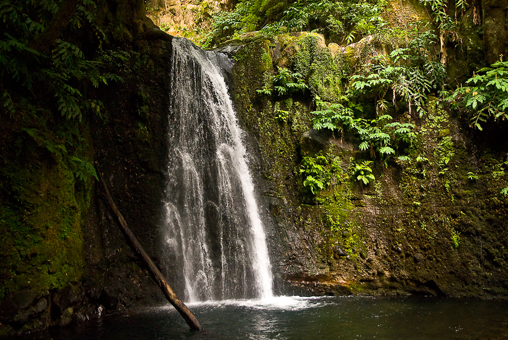 Waterfalls in the Azores ®BirgittaMueck