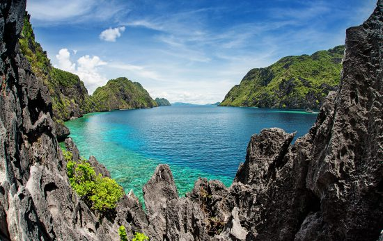 Palawan - Philippines - Blue Water - Island